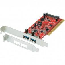 CARTE PCI 2 PORTS USB