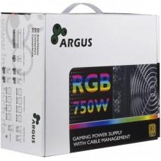 ALIMENTATION ARGUS 750W ARGB 80+ GOLD